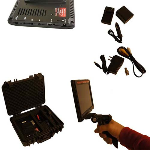 Calrad 95-7000 LCD 7